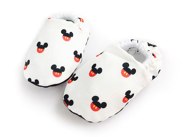 Tiny Mickey Booties