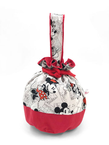 PRE-ORDER Mickey Newspaper Pouch