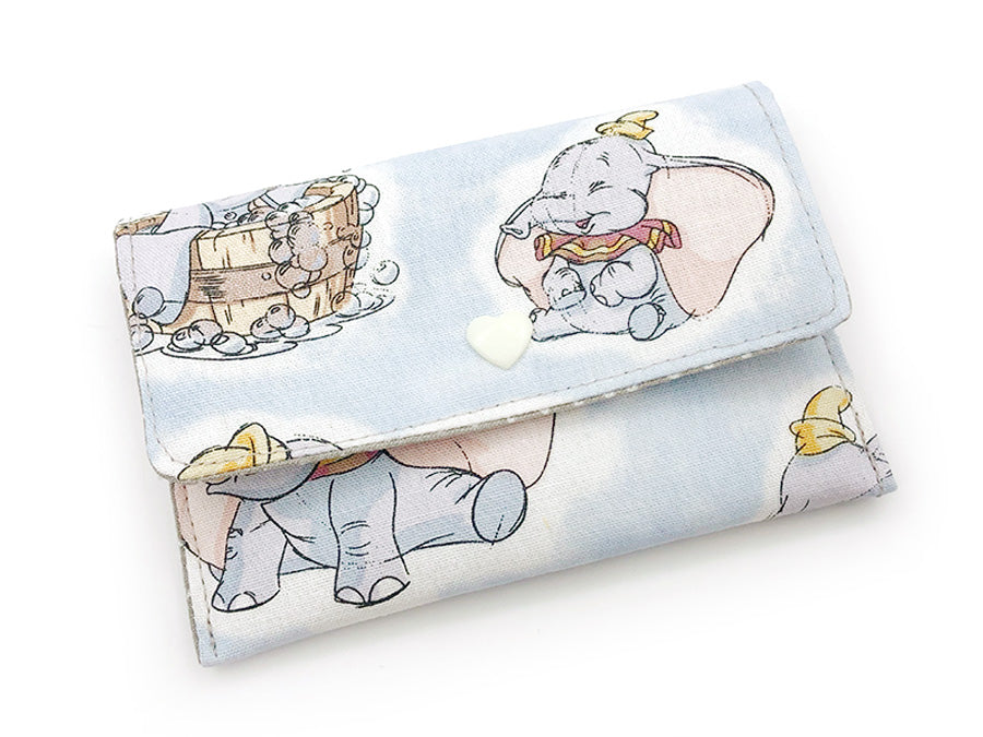 PRE-ORDER Fabric Wallet Dumbo