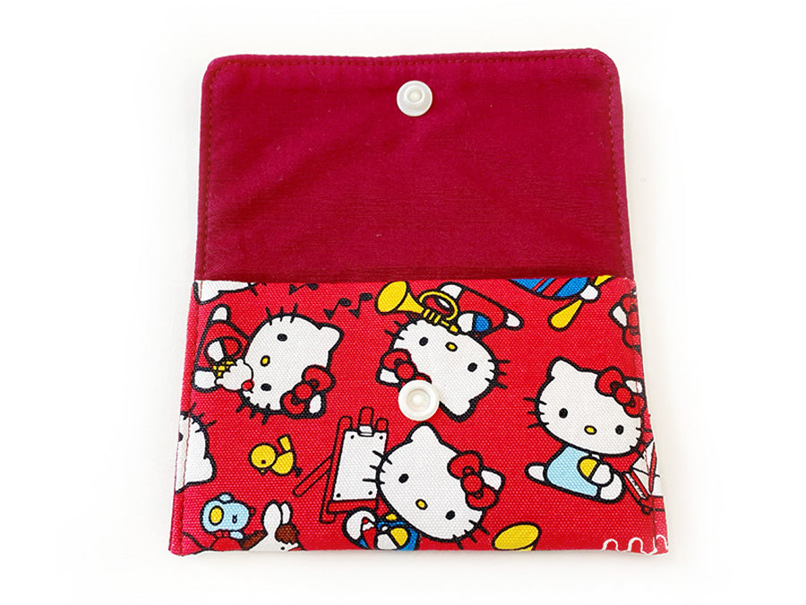Card Wallet Hello Kitty Playtime