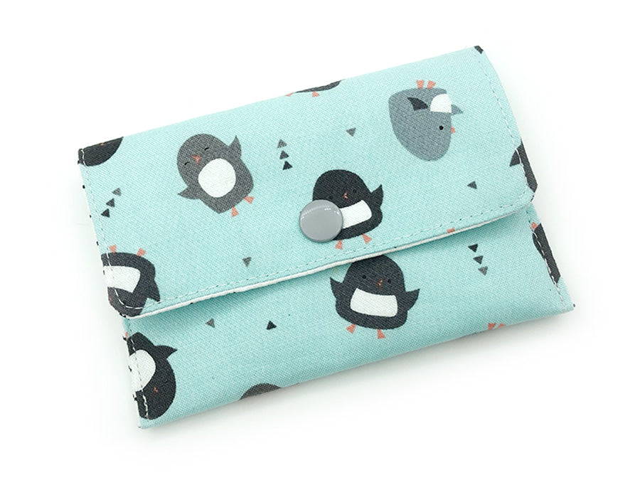 Card Wallet Penguin Bounce