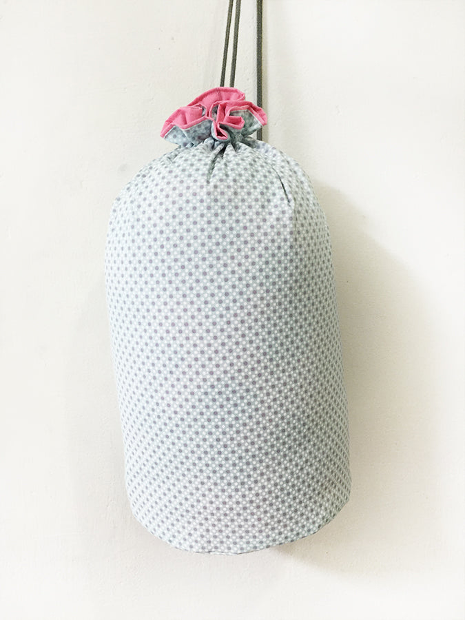 PRE-ORDER Carrier Sling Blue Grey Dots