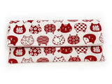 PRE-ORDER Fabric Wallet Fortune Cat