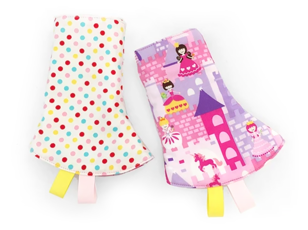 IN-STOCK Corner Drool Pads Princess Castles