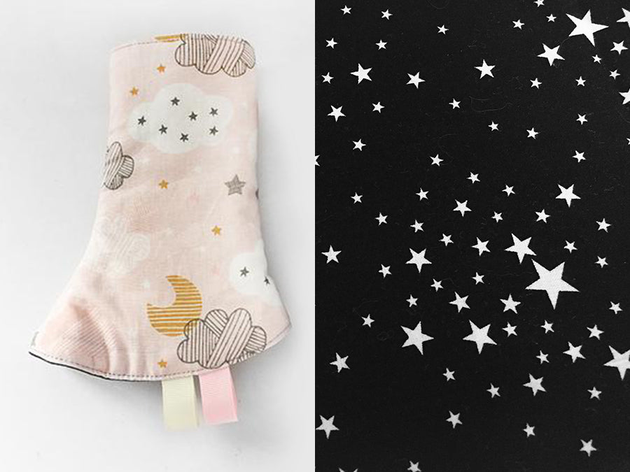 PRE-ORDER Corner Drool Pads Discover Starry Pink