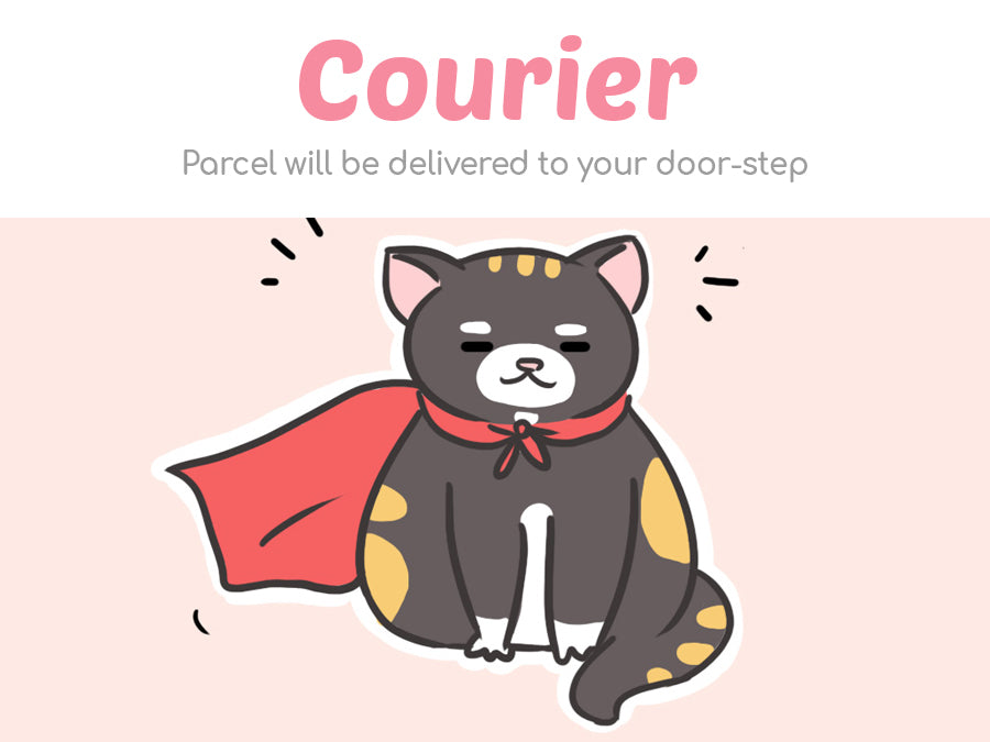 Top up for Courier