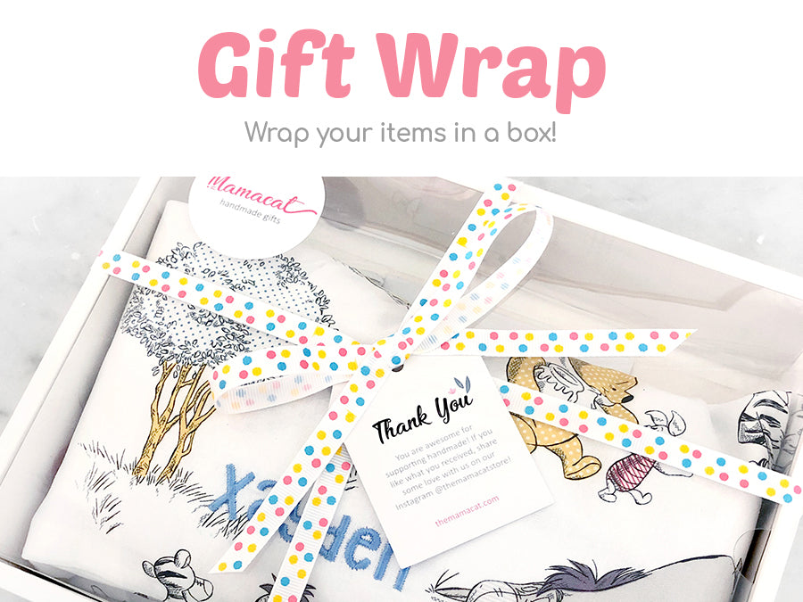 Top up for Gift Wrap