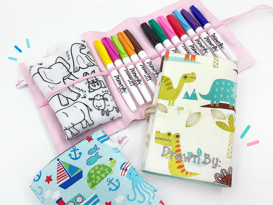 PRE-ORDER DrawnBy: Set (Dino World)