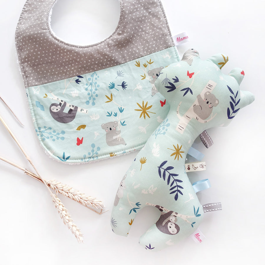 Koala Sloth 2-pc Gift Set