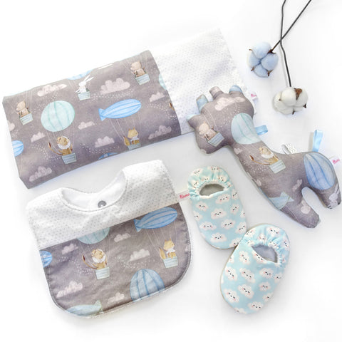 Take A Flight Booties Gift Set