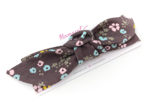 [SALE] Notty Headband Mini Spring Plum