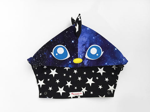 Starry Monster Character Hoodie