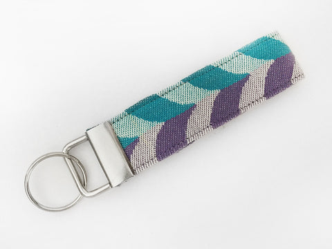 Migaloo Key Fob (Purple Blue)