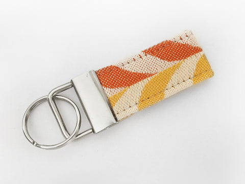 Migaloo Key Fob (Yellow Orange)