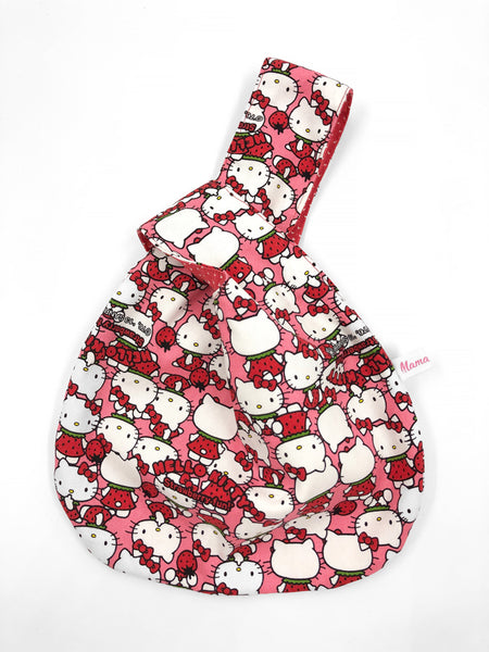 Knot Bag Hello Kitty Pink