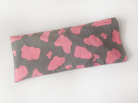 Beanie Pillow Moo Moo Pink