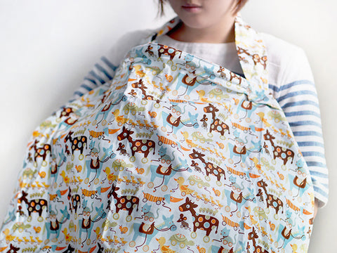Toy Ponies Nursing Cover