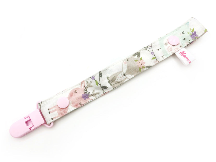 IN-STOCK Pacifier Strap Owl Rabbits