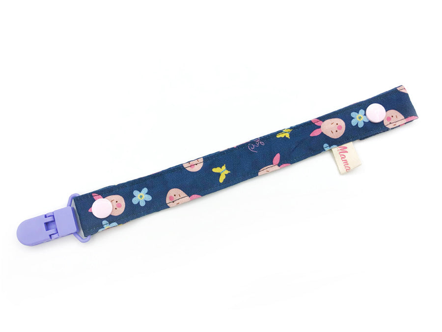 IN-STOCK Pacifier Strap Piglet