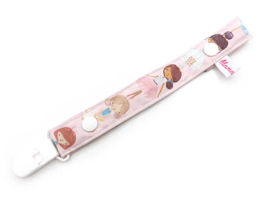 IN-STOCK Pacifier Strap Sweet Ballerinas