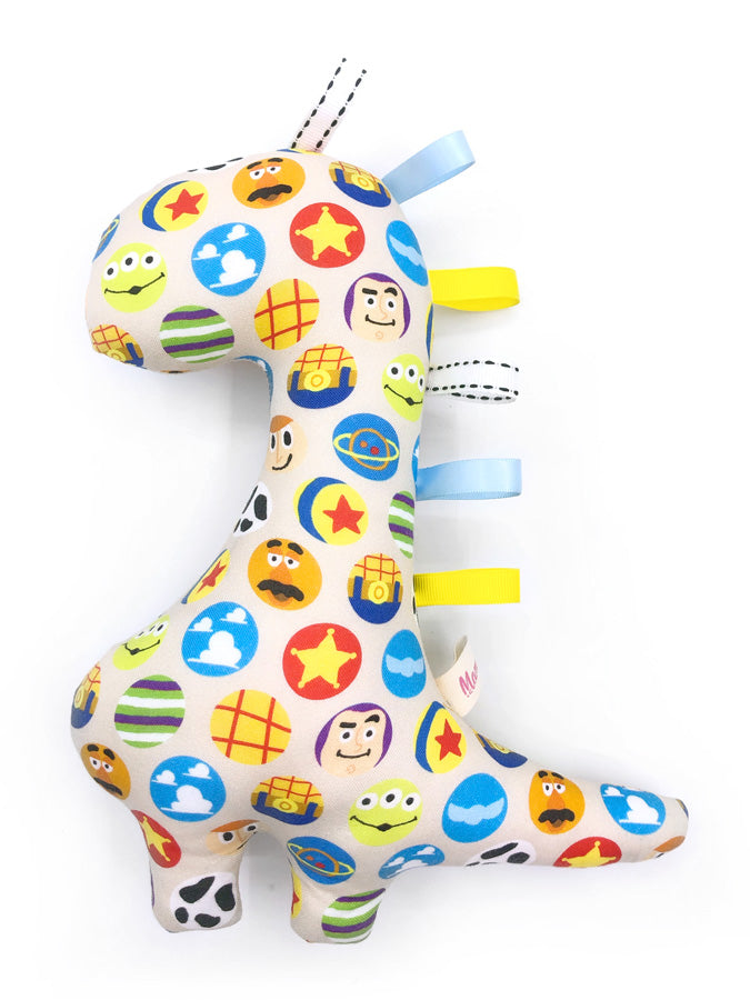IN-STOCK Rattle Dinosaur Toy Story Bubble