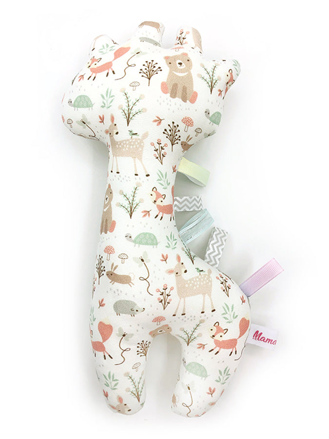 IN-STOCK Rattle Giraffe Forest Friends