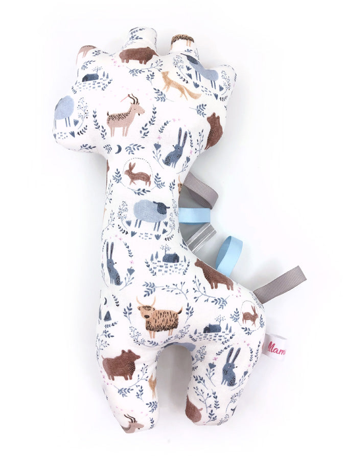 IN-STOCK Rattle Giraffe Forest Wonder