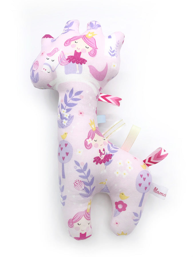 IN-STOCK Rattle Giraffe Princess Ballerina