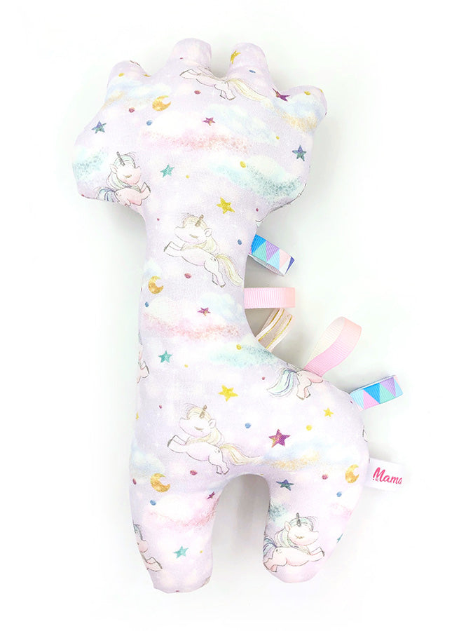 IN-STOCK Rattle Giraffe Sweet Unicorn Stars
