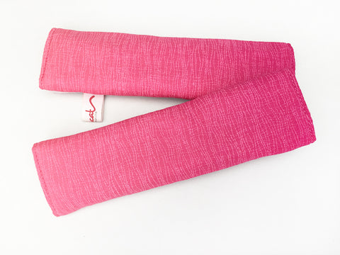 Side Pads Pink Ombre