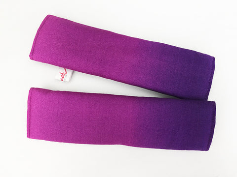 Side Pads Purple Ombre