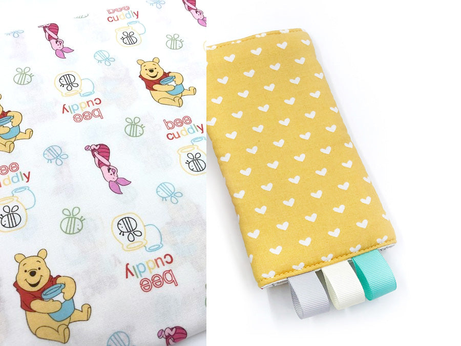 PRE-ORDER Drool Pads Pooh Bee Cuddly