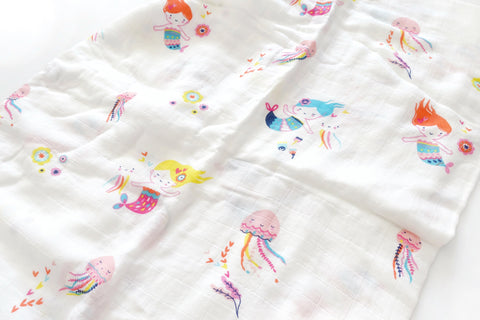 Swaddle Mermaid Jellyfish