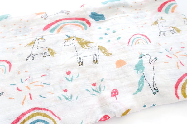 Swaddle Unicorn Playtime