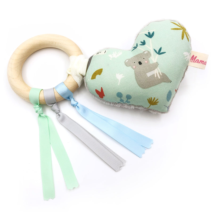 Teether Ring Koala Sloth