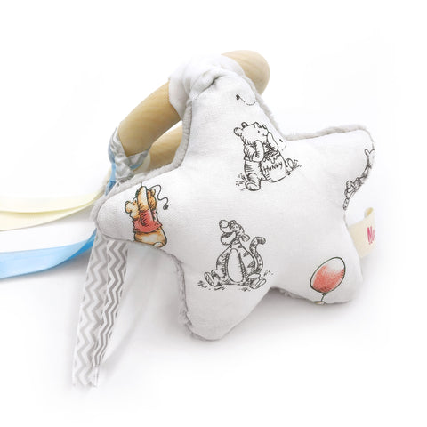 Teether Ring Pooh Balloon