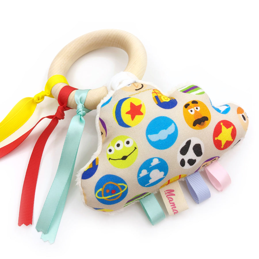 Teether Ring Toy Story