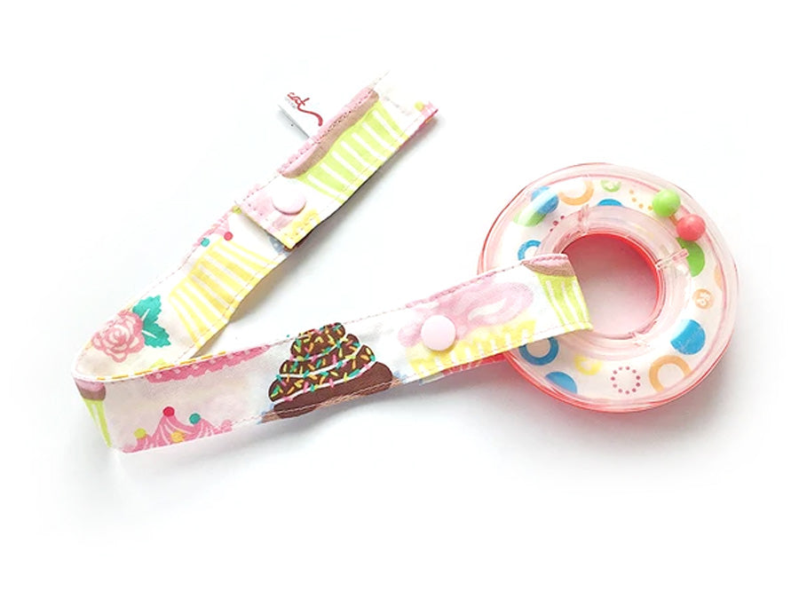 IN-STOCK Toy Strap Cupcake