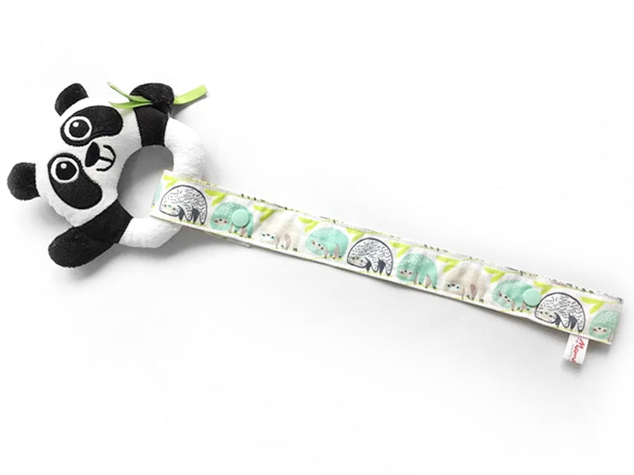 IN-STOCK Toy Strap Sloth Queue