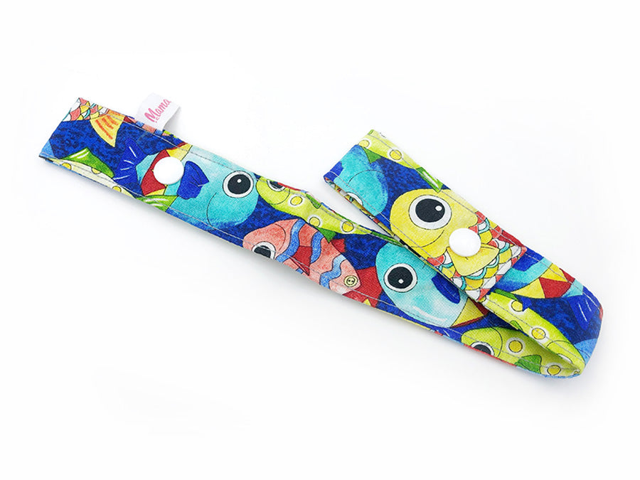 IN-STOCK Toy Strap Rainbow Fish