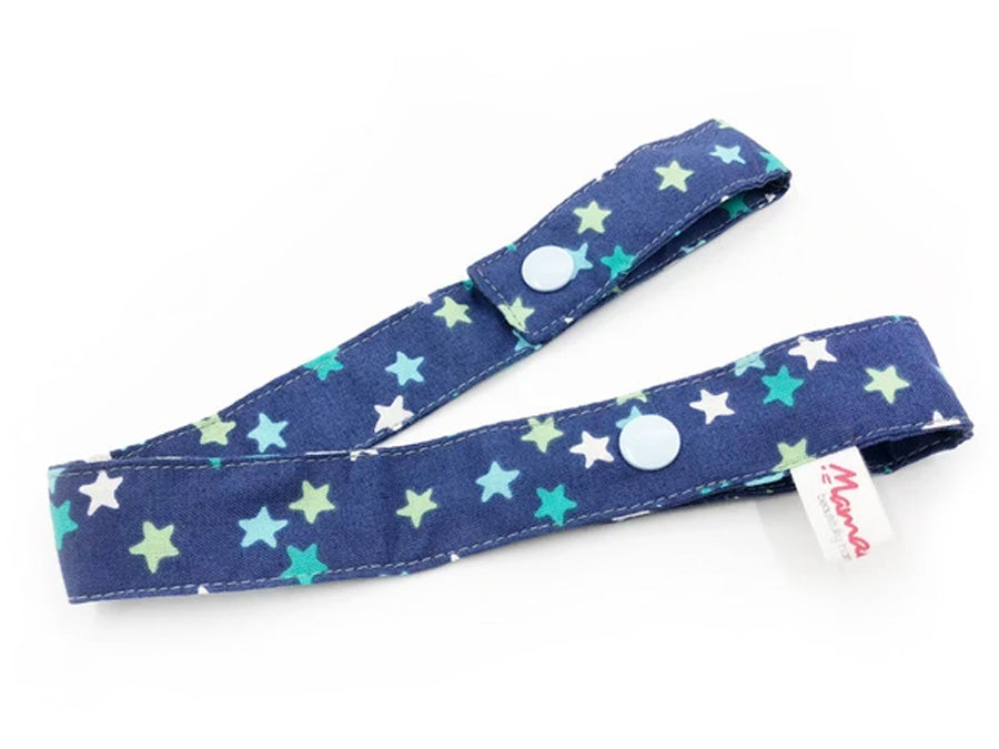 IN-STOCK Toy Strap Navy Green Stars