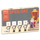 Spell Cat - Spelling Activity Kit