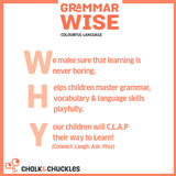 Grammar Wise - Fun Language Game