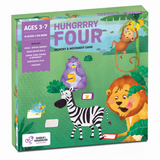 Hungry Four - Preschool Movement Memory Cooperative Game
