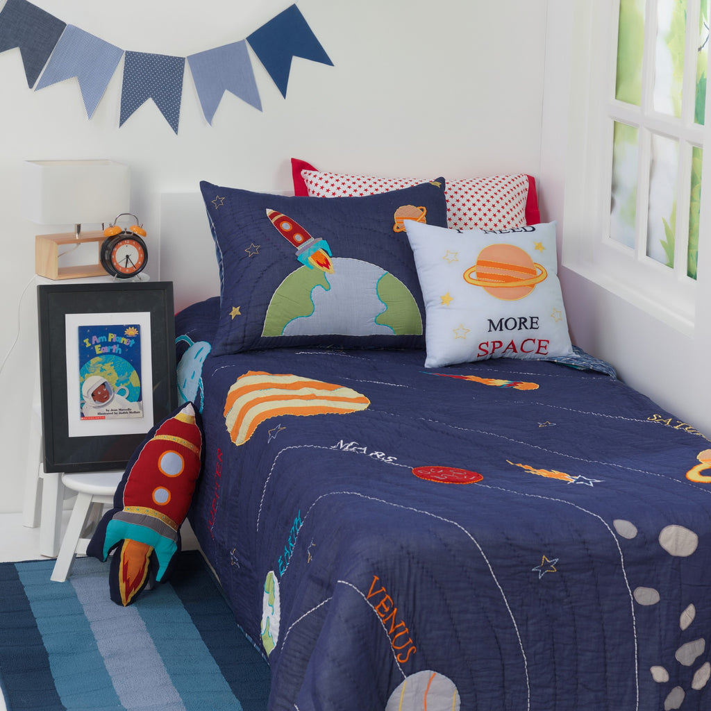 3..2..1.. Kids Quilt, Ages 3 to 15
