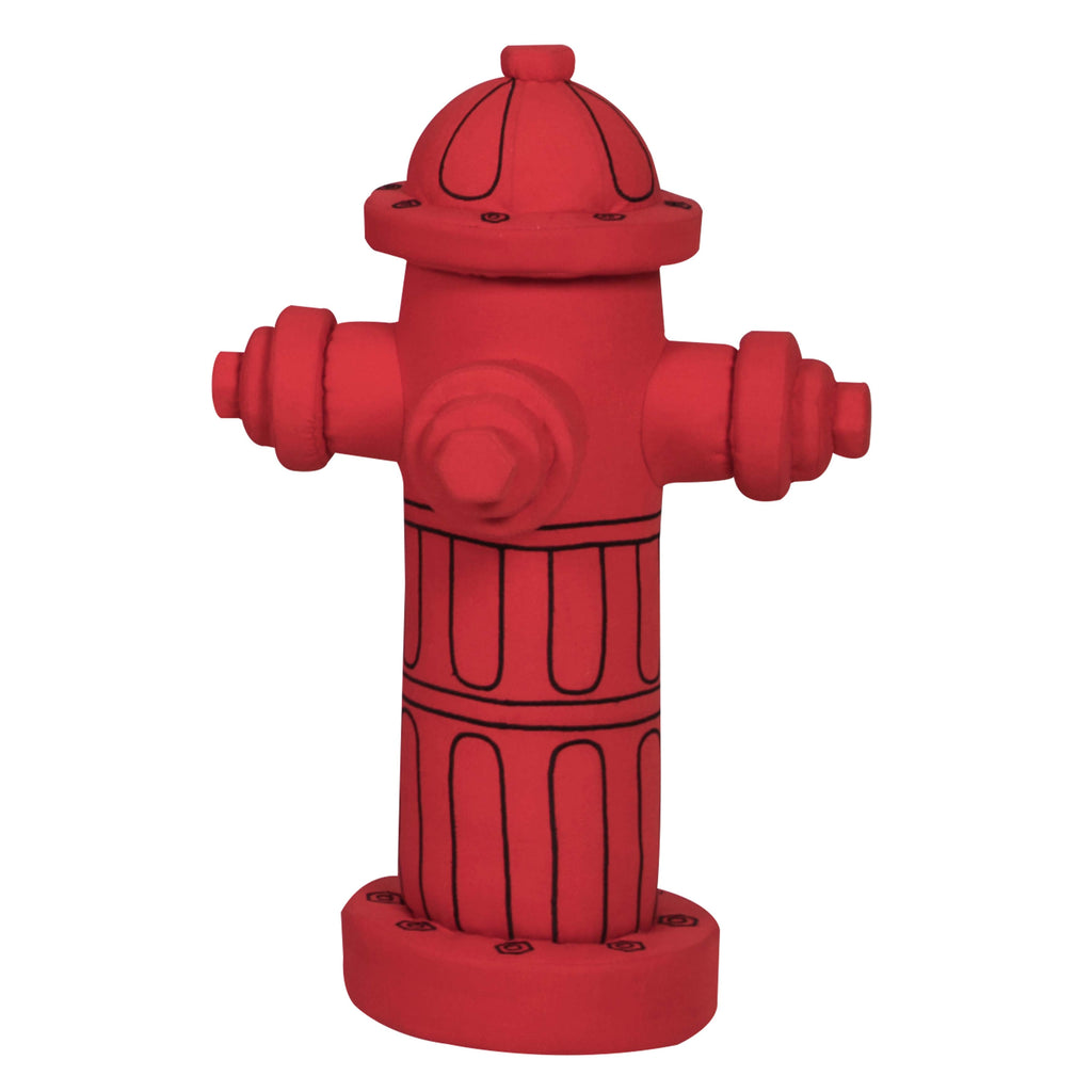 Role Play Fire Hydrant Plush Toy