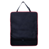 Car Seat/Travel Organizer - Raindrop Red