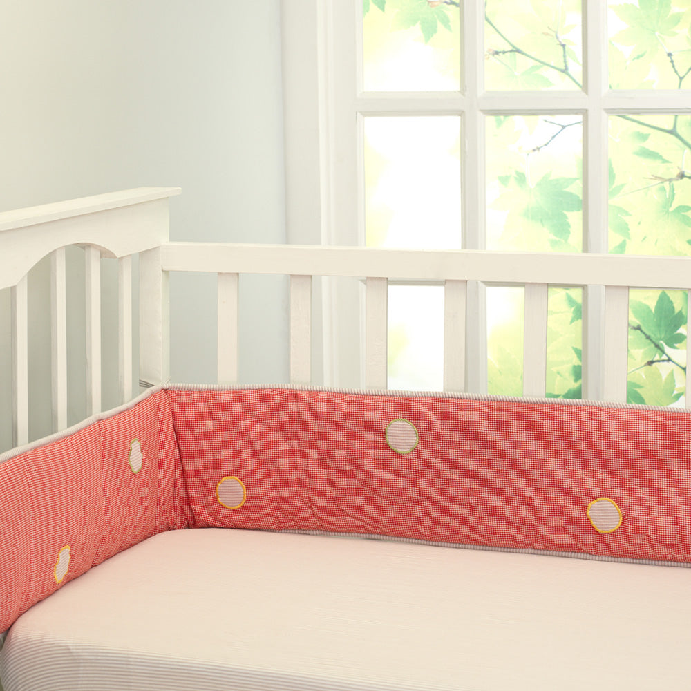 A is For Apple Bedding Set