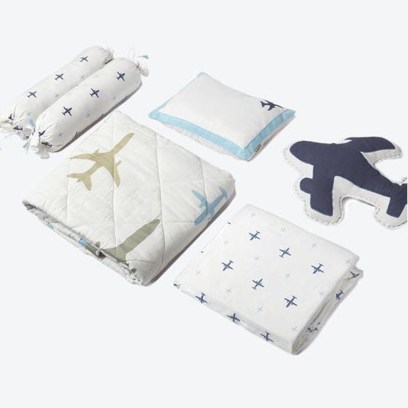 Masilo Organic Cot Bedding Set - Dream Wings