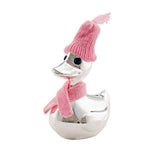 Frazer & Haws 92.5 Silver Plated Money box - Duck